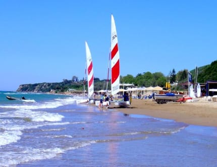 Sportangebot am Beach - Strand Kyllini