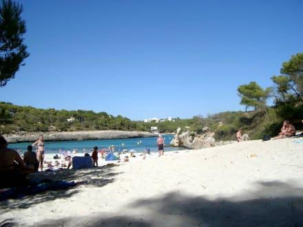 Strand von Cala Mondrago - Naturpark Mondrago