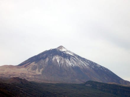 Der Teide. Majestätisch - Teide Nationalpark