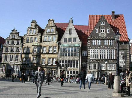 Bremen, Marktplatz - Marktplatz Bremen