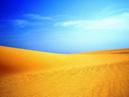 Dünen - Naturpark Dünen von Corralejo