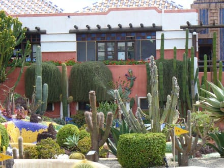 Vielfalt - Minigolf Santiago ex Jardin de Cactus