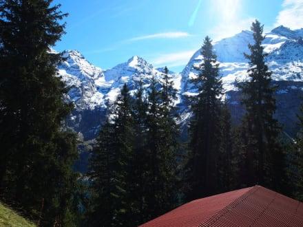 Les montagnes - Kandersteg