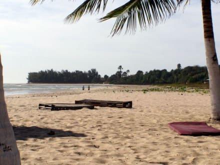 Südküste Gambia - Fluss Gambia