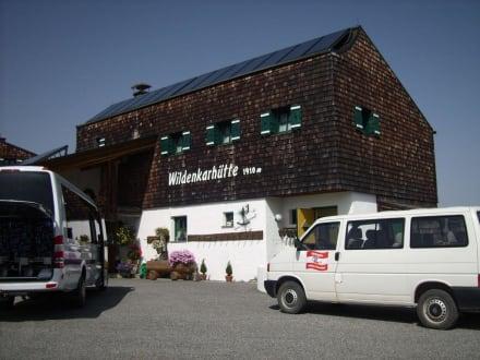 Wildenkarhütte - Wandern Saalbach-Hinterglemm