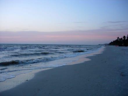 Naples Beach - Strand Naples