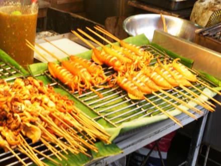 Weekendmarkt-Phuket - Markt