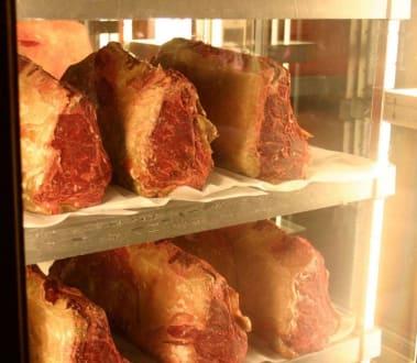 Schmeckt aber um ein vielfaches besser! - Steakhouse New York New York