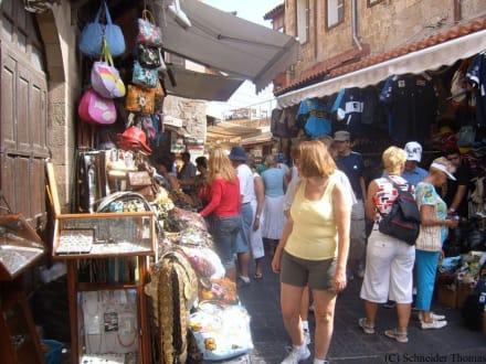Die Altstadt von Rhodos - Altstadt Rhodos Stadt