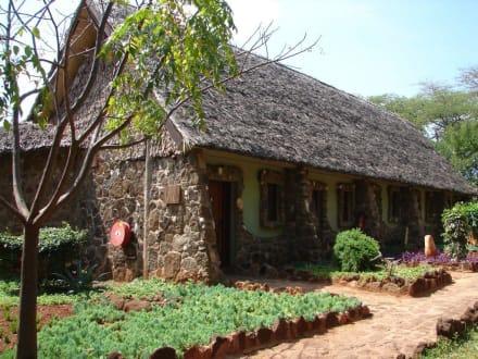 Kilaguni Serena Lodge - Tsavo West Nationalpark
