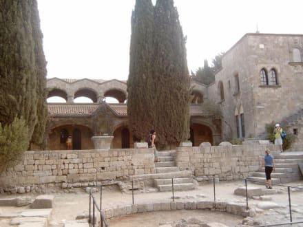 Das Johanniter-Kloster auf dem Filerimos-Berg - Kloster Filerimos
