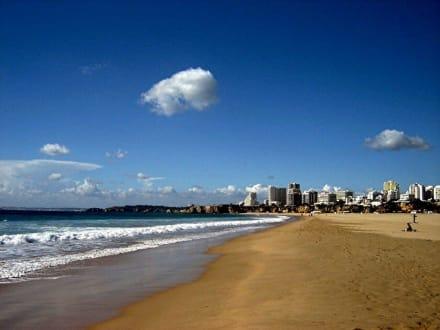 Am Strand - Strand Praia da Rocha