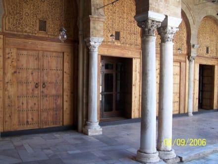 Grosse Moschee - Altstadt Tunis