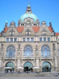 Neues Rathaus Hannover - Neues Rathaus am Maschpark