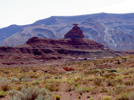 Mexican Hat Rock - Mexican Hat