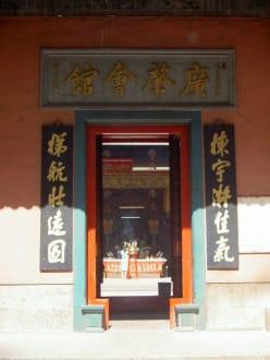 Buddhistischer Tempel - China Town