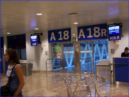 Aeroporto Sun Sant Joan Palma - Flughafen Palma de Mallorca/Son Sant Joan (PMI)