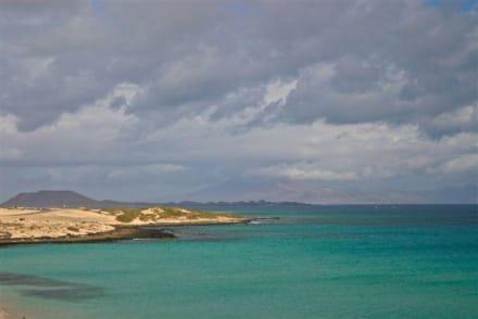 Strand/Küste/Hafen - Playa Barca