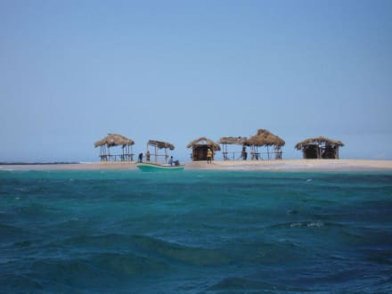 VIP Tour zu Isla Russia - Paradies Insel