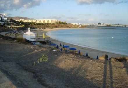 Playa Blanca - Strand  Playa Blanca de Yaiza