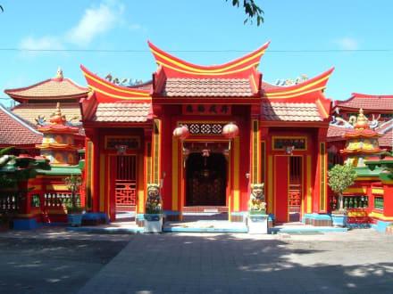 Alter chinesischer Tempel - Alter chinesischer Tempel