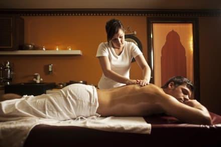 Ayurvedische Rückenmassage - Beauty-Farm Mii:amo