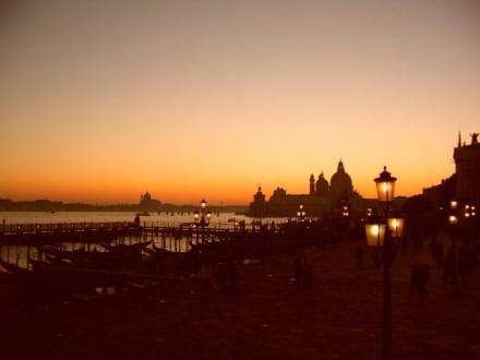 Sonnenuntergang Santa Maria - Santa Maria della Salute