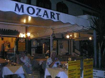 Restaurant Mozart - Restaurant Mozart