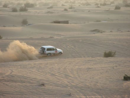 Wüstensafari - Wüstentour Dubai