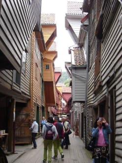 Passage - Bryggen
