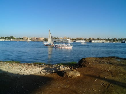 Waters (river/lake/waterfall)  - Nile