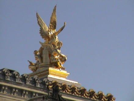 Paris - Oper Garnier