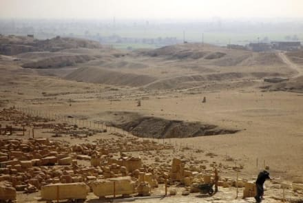 Hatschepsut Tempel- Luxor - Tempel der Hatschepsut