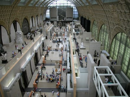 Im Museum d'Orsay - Le Musée d'Orsay
