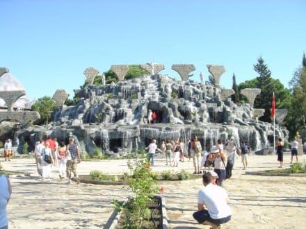 Belek - Brunnen in Belek