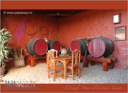 El Sauzal - Casa del Vino La Baranda