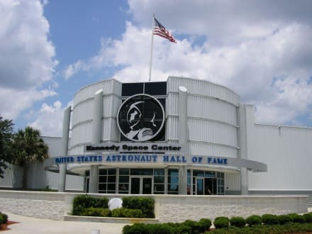 Astronaut Hall of Fame - Florida - Kennedy Space Center