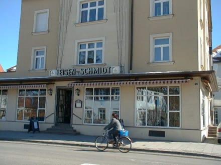 """Brasserie """"Zum Eisen - Schmidt"""" - Zum Eisenschmidt"""