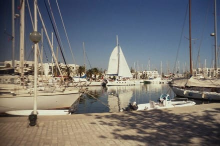 Hafen - Yachthafen Port el Kantaoui