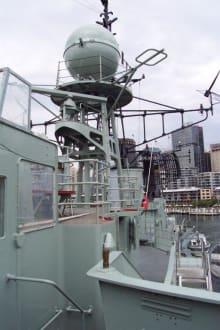 Auf Deck der HMAS Vampire - National Maritime Museum