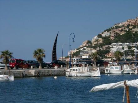 Port Andraitx - Hafen Puerto de Andraitx/Port d'Andratx