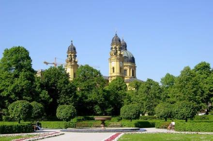 Hofgarten München - Hofgarten