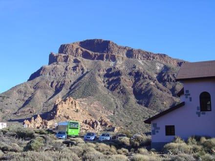 Blick auf den Guajara - Guajara