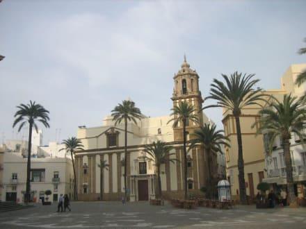 Pfarrkirche Santa Cruz - Altstadt Cadiz