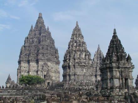 Prambanan - Prambanan Tempel