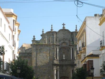 Kathedrale - Altstadt Tarifa