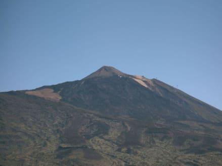 Blick auf Teide - Teide Nationalpark