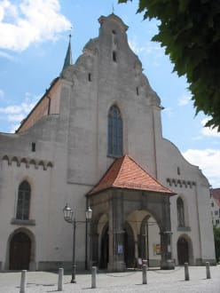 Altstadt - St. Mangkirche