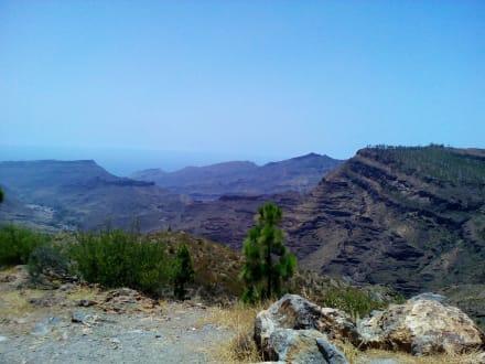 Bergwelt in Gran Canaria - Bergwelt