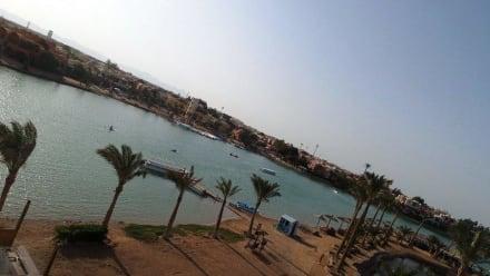 Our lagoon beach -